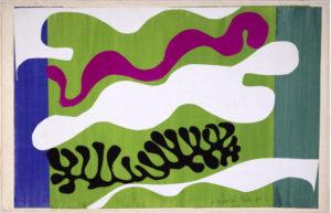 henri matisse - le lagon 1946 painting
