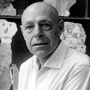 jean dubuffet - artist painter portrait