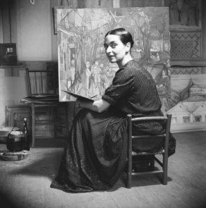 maria helena vieira da silva - portrait faq