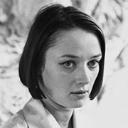 niki de saint phalle - artist painter portrait