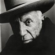 pablo picasso - artist painter portrait