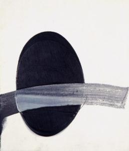 takesada matsutani - cercle 92 1 1992 painting