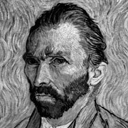 van gogh - artist painter portrait