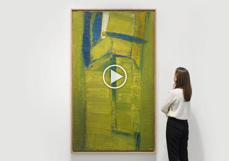 viewing room - diane de polignac gallery