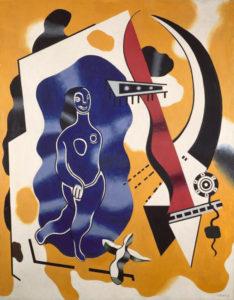 fernand leger - la danseuse bleue 1930 newsletter art vient a vous 9