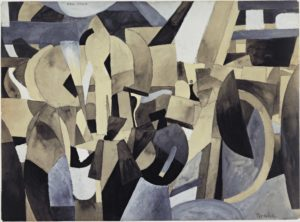 francis picabia - new york 1913 newsletter art vient a vous 6
