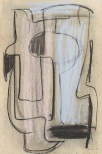 gerard schneider - 1946 sans titre