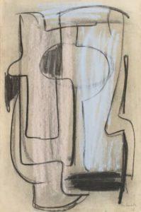 gerard schneider - 1946 untitled