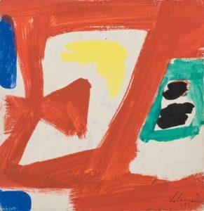 gerard schneider - 1951 untitled