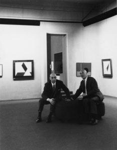 gerard schneider - arturo bonfanti italie 1966
