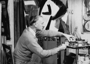 gerard schneider - atelier paris