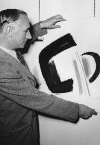 gerard schneider - galerie otto stangl allemagne 1952