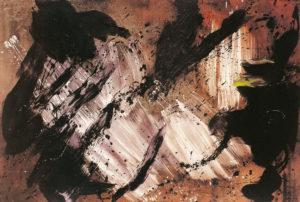 gerard schneider - painting opus 68 e 1960