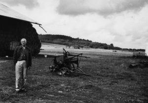 gerard schneider - portrait les audigiers 1960