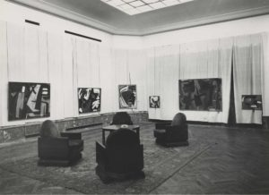 gerard schneider - retrospective 1953 schneider palais des beaux arts brussels newsletter art comes to you 3