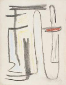 gerard schneider - sans titre 1947