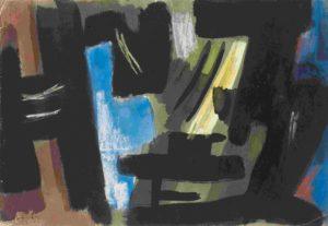 gerard schneider - untitled 1952 newsletter art comes to you 3