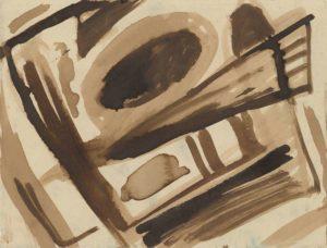 gerard schneider - untitled 1944 paper