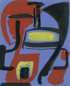 gerard schneider - untitled 1950
