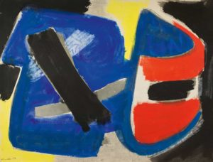 gerard schneider - untitled 1951