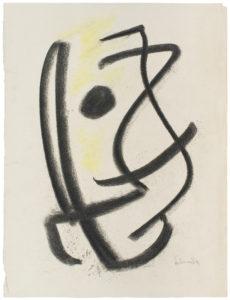 gerard schneider - untitled c 1948 newsletter art comes to you 12
