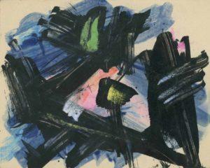 gerard schneider - untitled ink 1954 ca