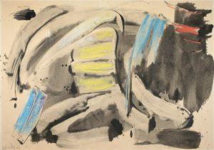 gerard schneider - untitled ink 1959