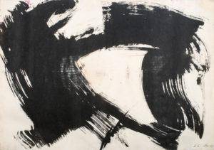 gerard schneider - untitled ink 1963