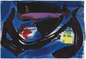 gerard schneider - untitled paper 1965