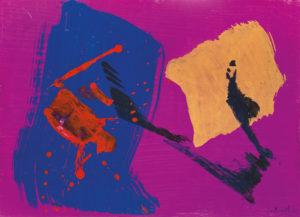 gerard schneider - untitled paper 1966
