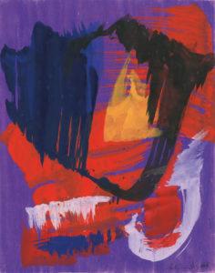 gerard schneider - untitled paper 1967