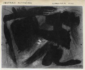 gerard schneider - untitled photography 1947