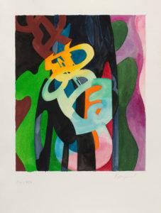 guy de rougemont - 2000 aquarelle