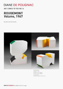 guy de rougemont - art comes to you 14 volume