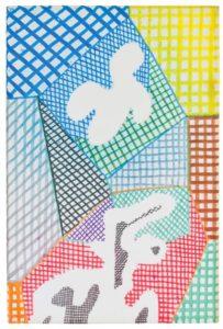 guy de rougemont - canvas felt untitled 2012