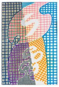 guy de rougemont - canvas untitled felt 2012