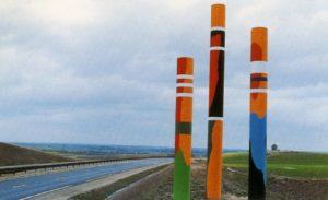 guy de rougemont - environnement pour une autoroute 1970 newsletter art comes to you 5
