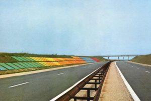 guy de rougemont - environnement pour une autoroute 1977 france
