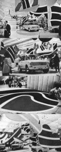 guy de rougemont - exposition fiat paris 1967