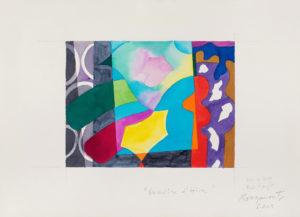 guy de rougemont - lumiere hiver watercolor 2003