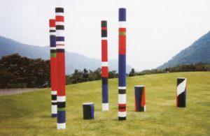 guy de rougemont - open air museum hakone 1983 newsletter art vient a vous 5