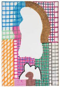 guy de rougemont - paper felt untitled 2013