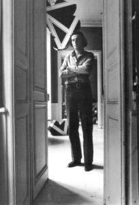 guy de rougemont - paris 1969 portrait