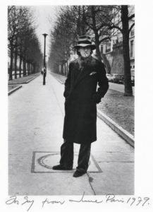 guy de rougemont - portrait alice springs 1979