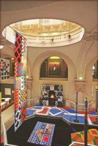 guy de rougemont - retrospective musee des arts decoratifs 1990 paris