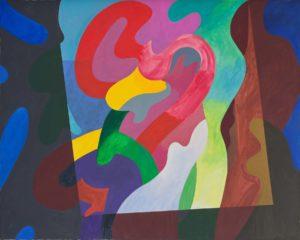 guy de rougemont - sans titre peinture 2005 2007