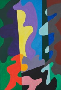 guy de rougemont - sans titre peinture 2006