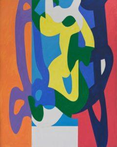 guy de rougemont - sans titre peinture ca 2004