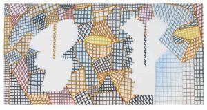guy de rougemont - untitled felt on canvas 2013