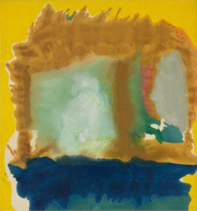 helen frankenthaler - milkwood arcade 1963-newsletter art comes to you 10